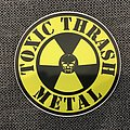 Official Toxic Holocaust Toxic Thrash Metal Sticker Other Collectable