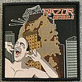 Razor - Patch - Razor - Decibels Official Woven Patch
