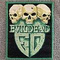 EvilDead - Patch - EvilDead Woven Logo Patch