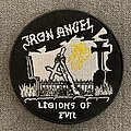 Iron Angel - Patch - Iron Angel - Legions Of Evil Embroidered Patches