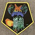 Dark Angel - Patch - Dark Angel - Darkness Descends Woven Pentagon Patch