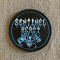 Sentinel Beast - Patch - Sentinel Beast - Depths Of Death Woven Circle Patch