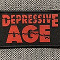 Depressive Age - Patch - Depressive Age Logo Patch