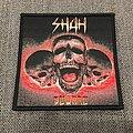 Shah - Beware Vintage Woven Patch