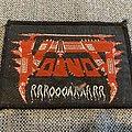 Voivod - Rrroooaaarrr Official Vlntage Woven Patch