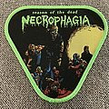 Necrophagia - Patch - Necrophagia - Season Of The Dead Official Woven Patch