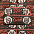 Morbid Saint - Patch - Official Morbid Saint - Spectrum Of Death Woven Strip Patches | Crying For Death...