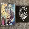Lethal Shock - Tape / Vinyl / CD / Recording etc - Lethal Shock - Evil Aggressor Tape + Patch