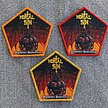 Mortal Sin - Patch - Mortal Sin - Mayhemic Destruction Official Woven Patches