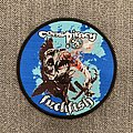 ConsPiracy - Patch - Conspiracy - Fuckfish Official Woven Circle Patch