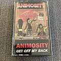 Animosity - Get Of My Back! Original Sealed Tape Tape / Vinyl / CD / Recording etc