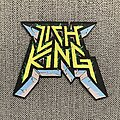 Lich King - Patch - Lich King Woven Logo Patch