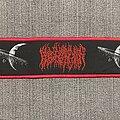 Blood Incantation - Patch - Blood Incantation - Interdimensional Extinction Woven Patch