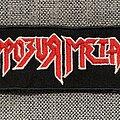 Коррозия Металла - Patch - Коррозия Металла Embroidered Logo Patch