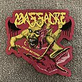 Massacre - From Beyond Official Woven Patch