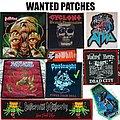 Massacre - Patch - Patch Wantlist
