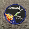Affliction - The Damnation Of Humanization Woven Patch