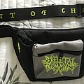 """Skeletal Remains - Other Collectable - Skeletal Remains """"The Entombment of Chaos"""" Fanny Pack"""