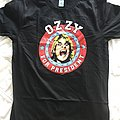 Ozzy Osbourne - TShirt or Longsleeve - Ozzy For President Tee