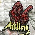 Artillery - Patch - Artillery - Fear of Tomorrow