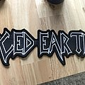 Iced Earth Large Backshape Patch
