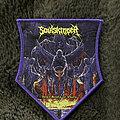 Soulskinner - Patch - Soulskinner - Seven Bowls of Wrath purple border