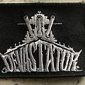 Devastator official embroidered patch