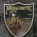 Megadeth - Patch - Megadeth - SFSGSW