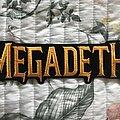 Megadeth - Patch - Megadeth backshape