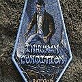 Inhuman Condition - Patch - Inhuman Condition - RatºGod Blue Border