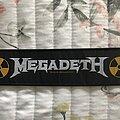 Megadeth - Patch - Megadeth radiation superstrip