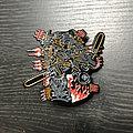 Dismember - Pin / Badge - Dismember Massive Killing Capacity