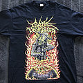 """Cattle Decapitation - TShirt or Longsleeve - Cattle Decap """"Finish Them"""" Tee"""