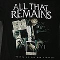 All That Remains Victim of the New Disease Tour Tee 2019