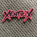 Xentrix shaped patch