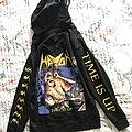 Havok - Hooded Top - Havok - Time is Up - 10th Anniversary Hoodie