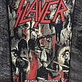 Slayer - Patch - Slayer Reign in Blood BP