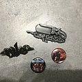 Carcass - Pin / Badge - New pins/badges