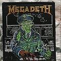 Megadeth - Patch - Megadeth - Hangar 18
