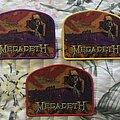 Megadeth - Patch - Megadeth Peace Sells PTPP