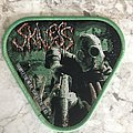 Skinless - Patch - Skinless - Trample the Weak, Hurdle the Dead