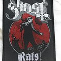 "Ghost - Patch - Ghost ""Rats"" patch"
