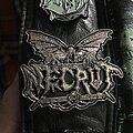 Necrot - Pin / Badge - Necrot official pin