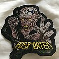 Postmortem Last Aid to Die official Die Cut Patch