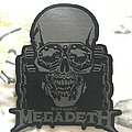 Megadeth - Patch - Megadeth Vic official patch