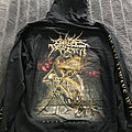 Cattle Decapitation - Hooded Top - Cattle Decap Death Atlas Hoodie
