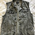 New Denim Vest Battle Jacket