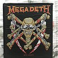 Megadeth - Patch - Megadeth - KiMB official patch
