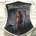 Megadeth - Patch - Megadeth - Countdown to Extinction