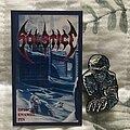 Solstice - Pin / Badge - Solstice - Pray for the Sentencing pin
